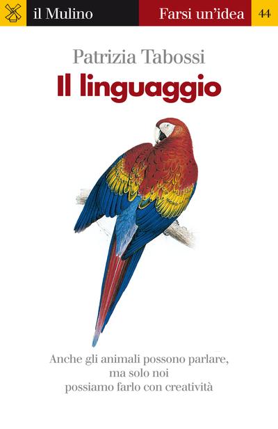 Cover Il linguaggio