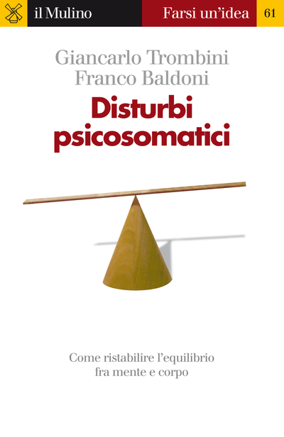 Copertina Disturbi psicosomatici