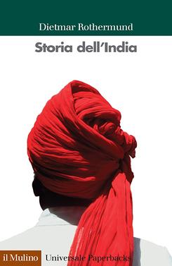 copertina Storia dell'India