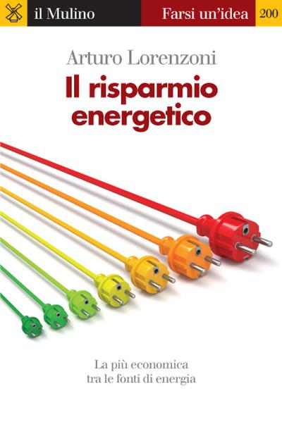 Copertina Il risparmio energetico