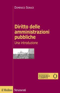 copertina Diritto delle amministrazioni pubbliche
