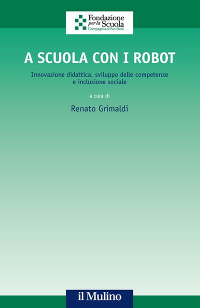 Cover A scuola con i robot