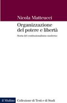 Organizzazione del potere e libertà