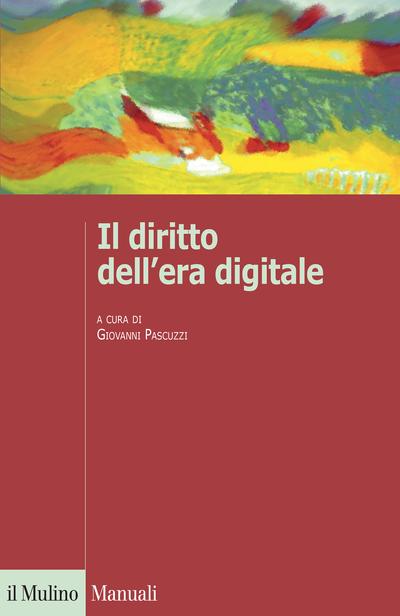 Cover Il diritto dell'era digitale