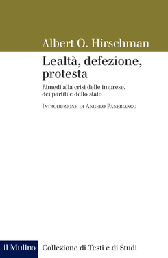 copertina Lealtà, defezione, protesta