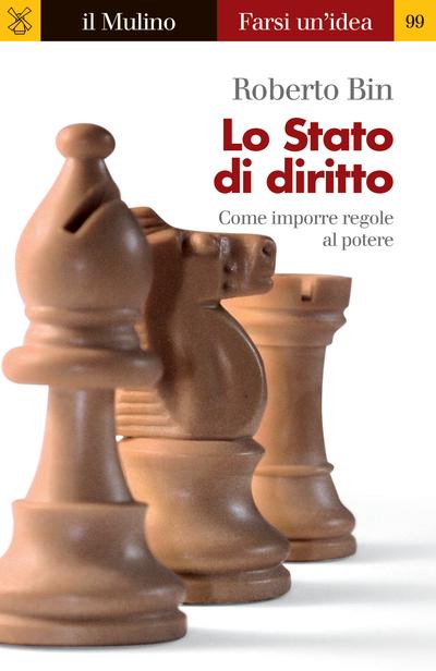 Cover Lo Stato di diritto