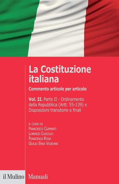Cover La Costituzione italiana