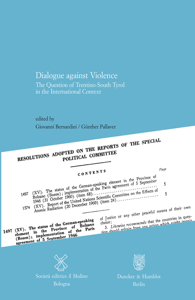Cover Dialogue against Violence