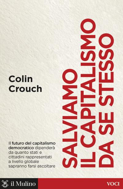 Cover Salviamo il capitalismo da se stesso