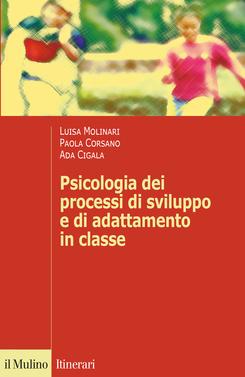 copertina Psicologia dei processi di sviluppo e di adattamento in classe