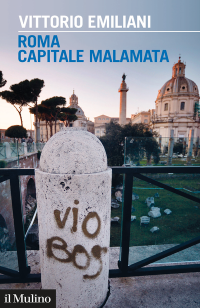 Cover Roma capitale malamata