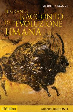copertina Il grande racconto dell'evoluzione umana
