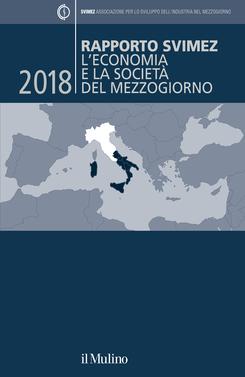 copertina Rapporto Svimez 2018