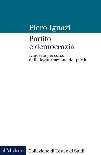 Cover Partito e democrazia