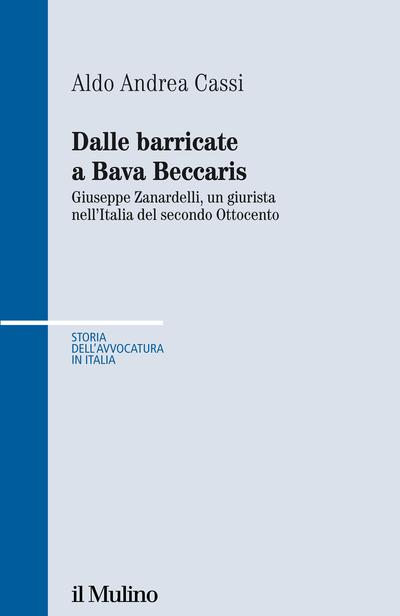 Copertina Dalle barricate a Bava Beccaris