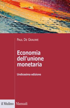 copertina Economia dell'unione monetaria