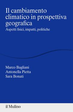 copertina Il cambiamento climatico in prospettiva geografica