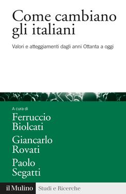 copertina Come cambiano gli italiani