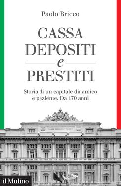 copertina Cassa Depositi e Prestiti